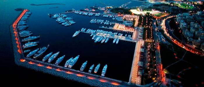 Largest exhibition of yachts in Asia  Largest exhibition of yachts in Asia Singapore Yacht Show Night