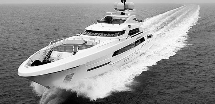 The Super Yacht Galactica Star  The Super Yacht Galactica Star galactica star trials yacht