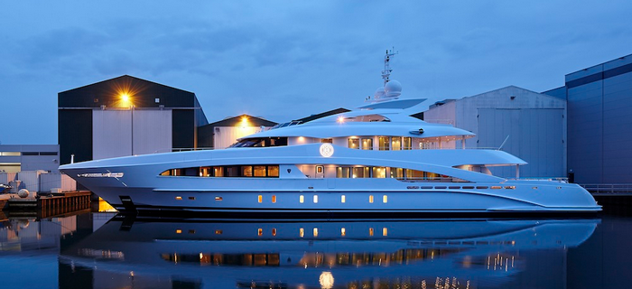 Meet the 50m motor yacht Monaco Wolf New yacht Monaco Wolf
