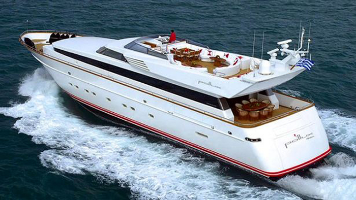 Pollux Charter Yacht: East Mediterranean Style  Pollux Charter Yacht: East Mediterranean Style Pollux Charter Yacht East Mediterranean Style 0