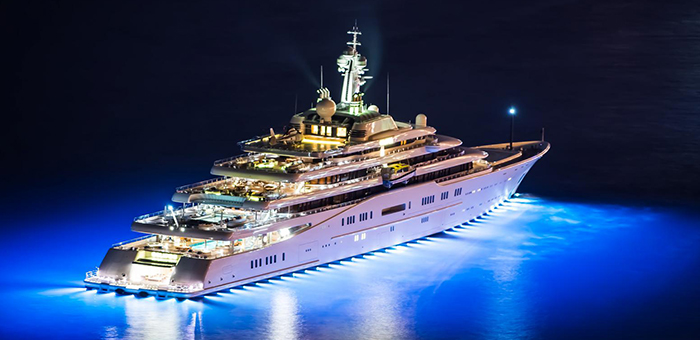 azzam Luxury Yacht of the Week: The SuperYacht AZZAM Luxury Yacht of the Week The Super Yacht AZZAM