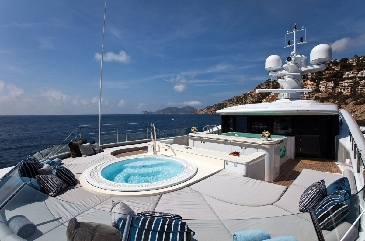 Must Know: Amels luxury yacht design tri deck mega yacht 20092 7373593