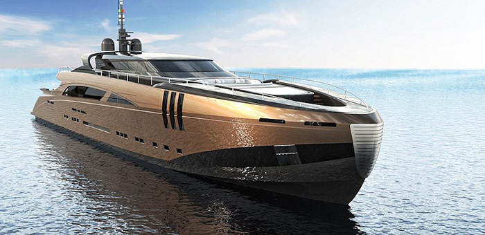 The Belafont Yatch by Federico Fiorentino The Belafont Yatch by Federico Fiorentino