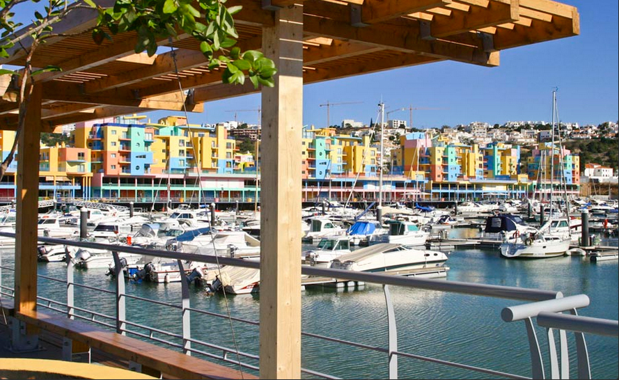 Albufeira's Marina distinguished as the second best in the world  Albufeira's Marina distinguished as the second best in the world Albufeiras Marina distinguished as the second best in the world