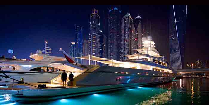 Dubai Internation Boat Show – The Preview Dubai Internation Boat Show The Preview