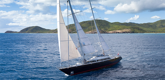 Meet the sailing superyacht Victoria Meet the sailing superyacht Victoria