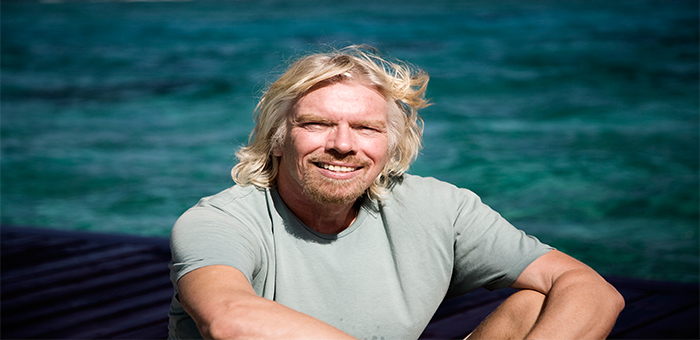 Richard Branson on How to Rename a Boat Richard Branson on How to Rename a Boat