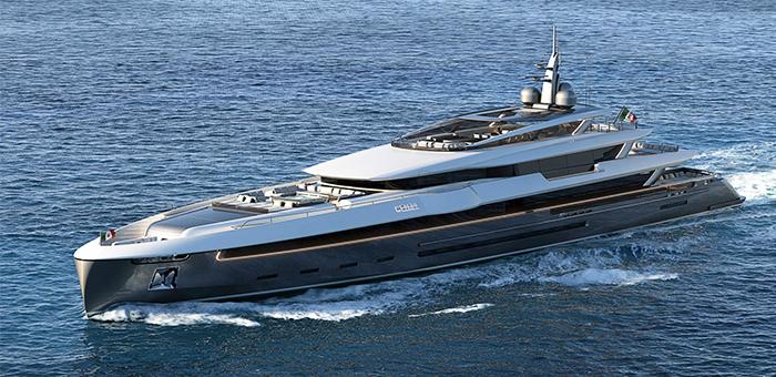 Yacht Concept: M57 Eidos by Mondo Marine  Yacht Concept: M57 Eidos by Mondo Marine Yacht Concept M57 Eidos by Mondo Marine