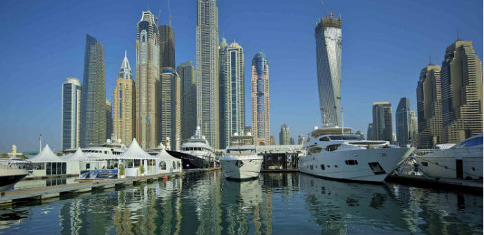 Dubai International Boat Show Kicks off Dubai International Boat Show Kicks off