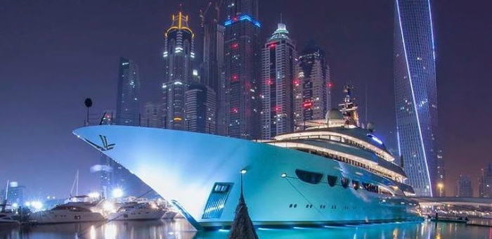 Dubai boat show to showcase $272M worth of yachts  Dubai boat show to showcase $272M worth of yachts Dubai boat show to showcase 272M worth of yachts