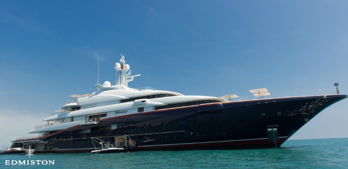 Luxury Yacht of the Week: Nirvana  Luxury Yacht of the Week: Nirvana Luxury Yacht of the Week Nirvana
