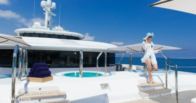 Luxury Yacht of the Week: Nirvana Luxury Yacht of the Week Nirvana 22 400x210