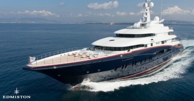 Luxury Yacht of the Week: Nirvana Luxury Yacht of the Week Nirvana 25 400x210