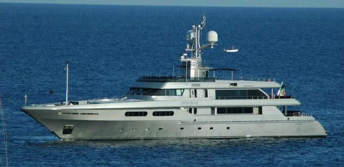 Best Celebrity Yachts: Dolce & Gabbana dolce & gabbana Best Celebrity Yachts: Dolce & Gabbana Best Celebrity Yachts Dolce Gabbana 1