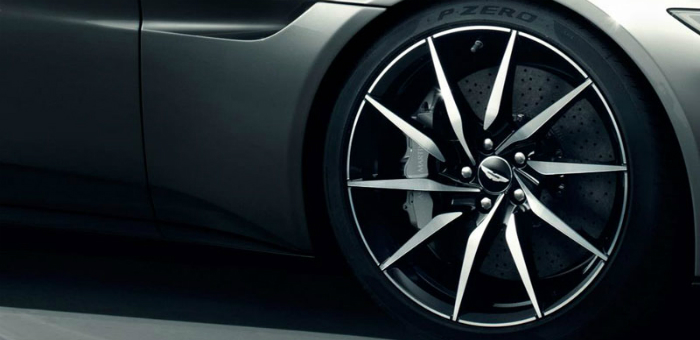 Jaw Dropping: James Bond new Aston Martin  Jaw Dropping: James Bond new Aston Martin Jaw Dropping James Bond new Aston Martin
