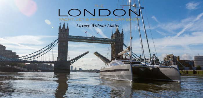 London Yacht Show: The Best of Luxury  London Yacht Show: The Best of Luxury London Yacht Show The Best of Luxury