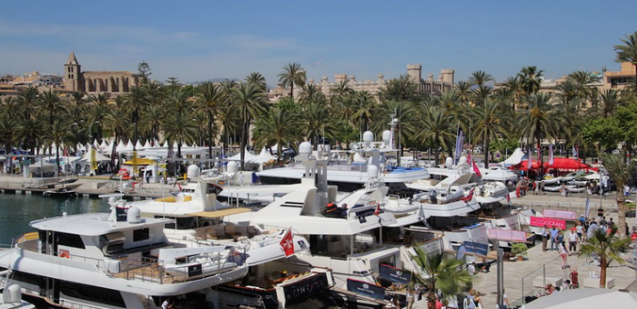 The best photos from Palma Superyacht Show  The best photos from Palma Superyacht Show The best photos from Palma Superyacht Show