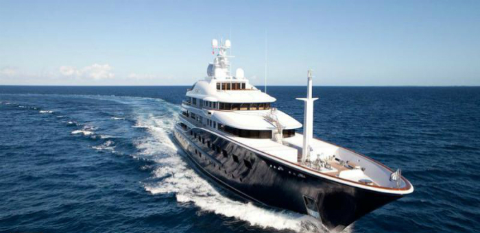 Luxury Yacht of the Week – Aquila Luxury Yacht of the Week Aquilla