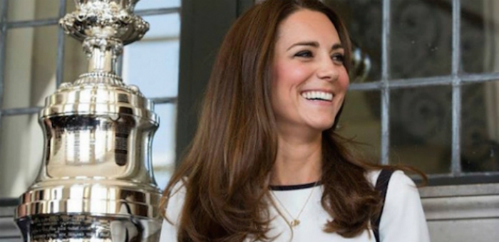 In its return to England, the America's Cup receives a royal welcome  In its return to England, the America's Cup receives a royal welcome In its return to England the Americas Cup receives a royal welcome