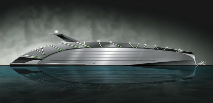 The 5 most outrageous luxury yachts concepts The 5 most outrageous luxury yachts concepts