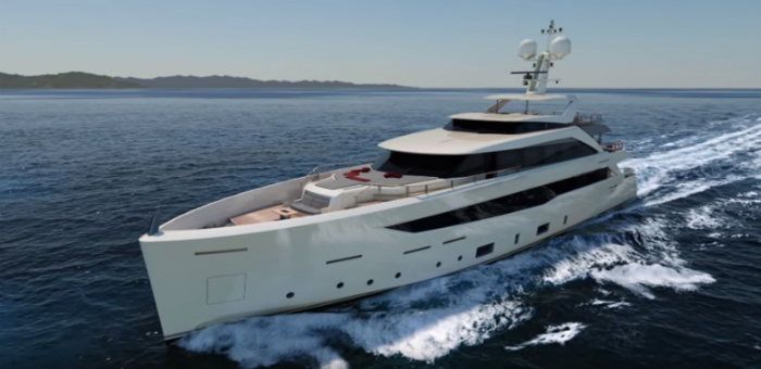 New Mondomarine superyacht premiere at Monaco Yacht Show 2015  New Mondomarine superyacht premiere at Monaco Yacht Show 2015 New Mondomarine superyacht premieres at Monaco Yacht Show 2015
