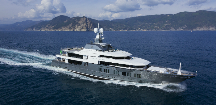 The 5 Largest Superyachts at Monaco Yacht Show 2015 The 5 Largest Superyachts at Monaco Yacht Show 2015