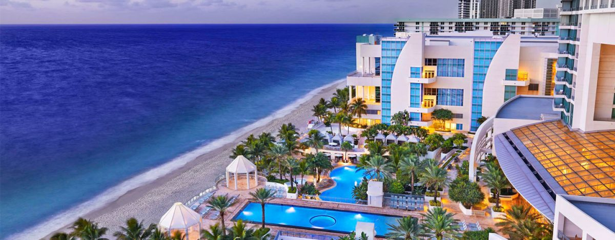 Where to stay during Fort Lauderdale Boat Show 2015 FLLDHQQ mast01 hotelexterior