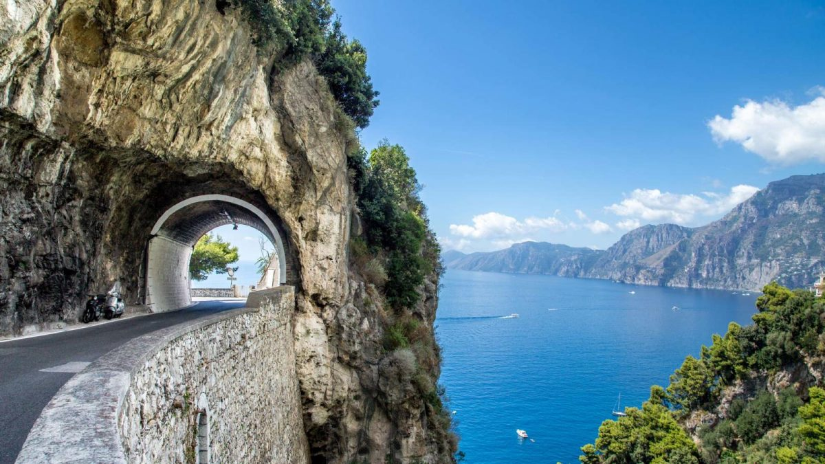 8 OF THE BEST COASTAL ROADS TO DRIVE Topflight Italy Sorrento Amalfi 20 t9myus
