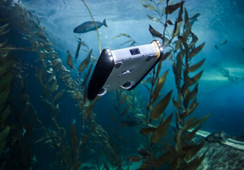 8 YACHTING START-UPS TO INVEST IN NOW  8 YACHTING START-UPS TO INVEST IN NOW david lang openrov trident drone explores underwater 500x350