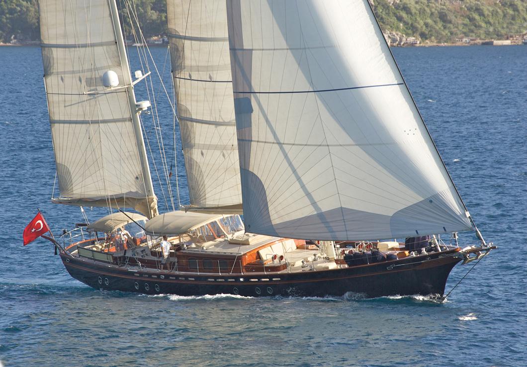 Best Yacht Designers – Taka Yacht Design ilios4