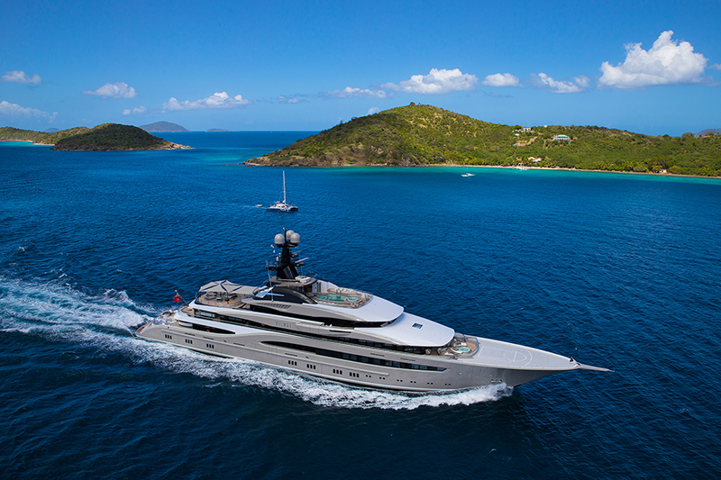 5 of the best yacht companies at Fort Lauderdale Boat Show 2015 kismet guillaume plisson 2