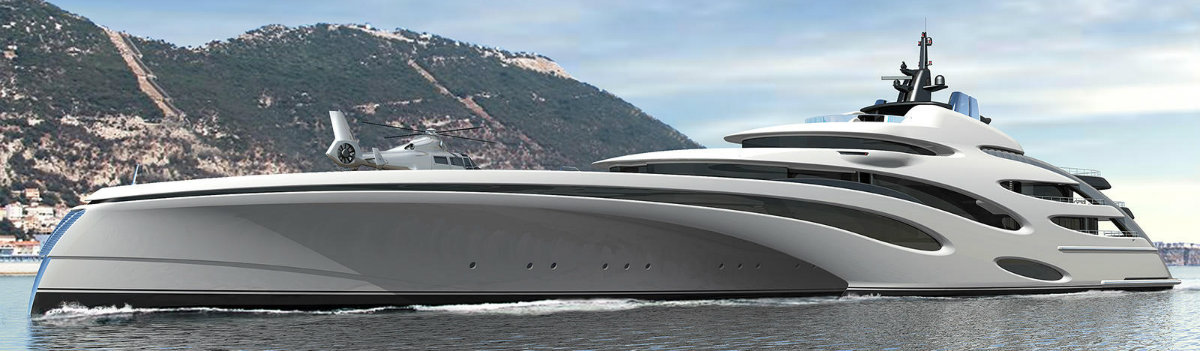 1117_25eea luxury superyacht A Trimaran design for a new Luxury Superyacht 1117 25eea