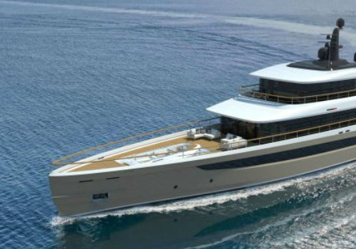 The Semi-Custom Luxury Superyacht Prime is Bound to Impress luxury superyacht The Semi-Custom Luxury Superyacht Prime is Bound to Impress 2016 10 PRIME 01 1 500x350