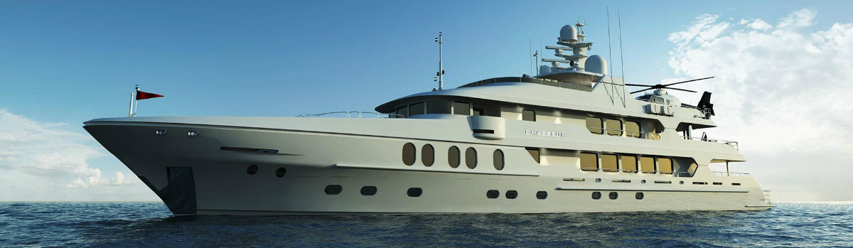 chasseur chasseur The Phenomenal Superyacht Chasseur by Christensen Yachts Chasseur