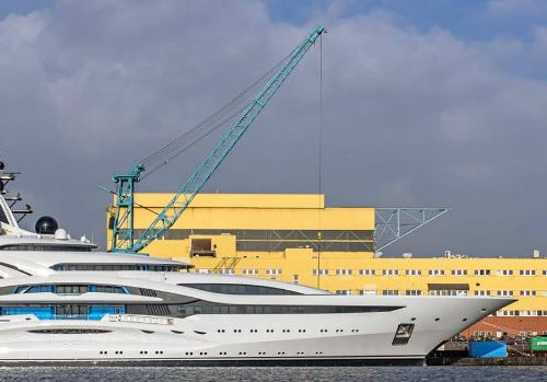 The Arrival of Project Jupiter by Lürssen Yachts project jupiter The Arrival of Project Jupiter by Lürssen Yachts 1208 ab4f9 1 500x349