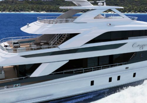 Luxury Yachts Interiors – Heesen's Project Cayman project cayman Luxury Yachts Interiors – Heesen's Project Cayman CAYMAN 42M HEESEN YACHT 500x350
