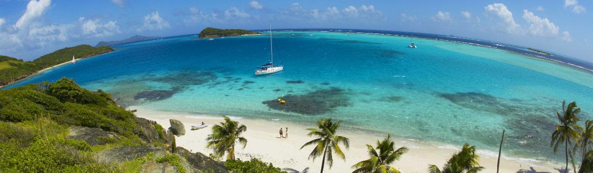 tobago-cays caribbean islands Luxury Yacht Destination – The Caribbean Islands Tobago Cays 1