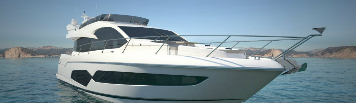 london boat show 2017 London Boat Show 2017 – Sunseeker Launches the Manhattan 66 LYfeaturedimage
