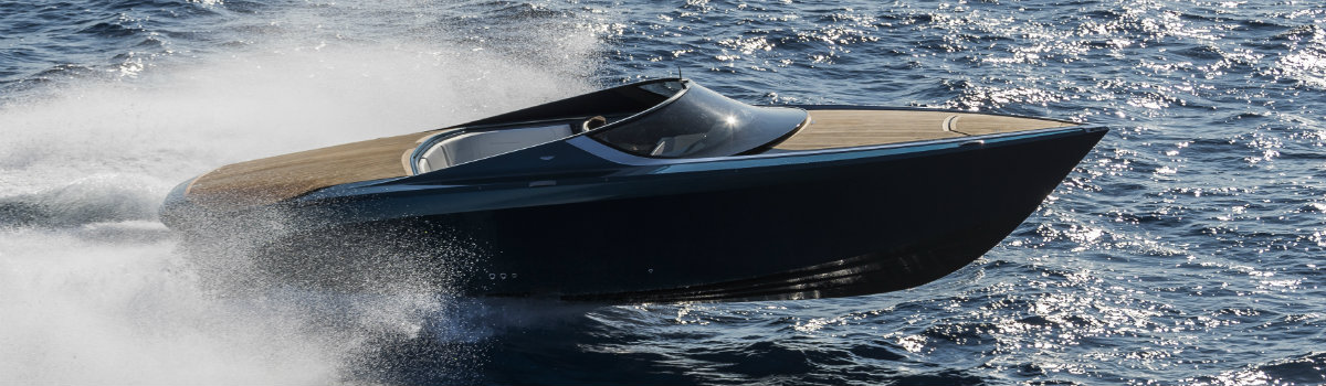 featured Aston Martin Powerboat Contemplate the Splendour of the Very First Aston Martin Powerboat featured 1