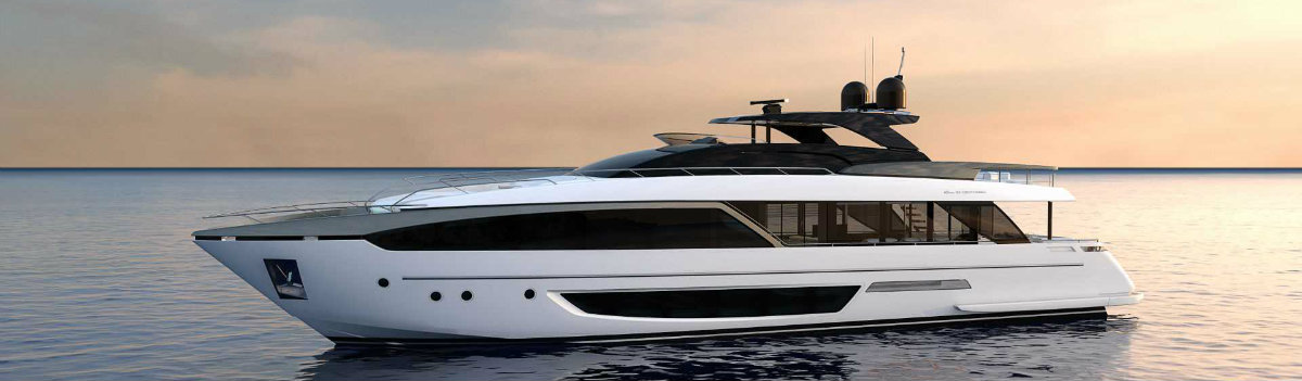 featured riva yachts Riva Yachts Has Unveiled a Magnificent Flybridge Yacht featured
