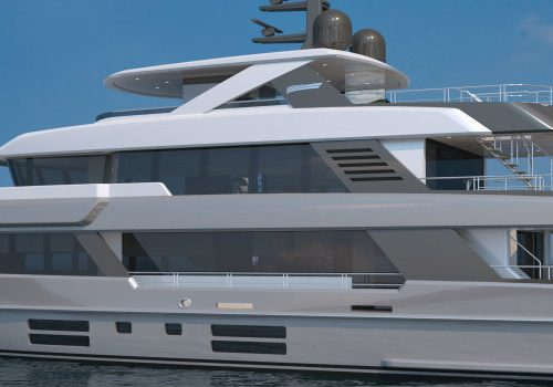 The Exceptional Design of an Explorer Yacht by Mulder Design Mulder Design The Exceptional Design of an Explorer Yacht by Mulder Design feat 500x350