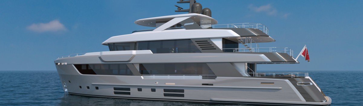 feat Mulder Design The Exceptional Design of an Explorer Yacht by Mulder Design feat