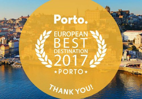 Porto was Awarded Best European Destination 2017 for the Third Time best european destination Porto was Awarded Best European Destination 2017 for the Third Time featured 2 500x350
