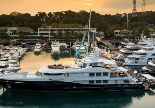 The Most Expensive Luxury Yachts Displayed at Singapore Yacht Show Singapore Yacht Show The Most Expensive Luxury Yachts Displayed at Singapore Yacht Show featuredLY 500x349