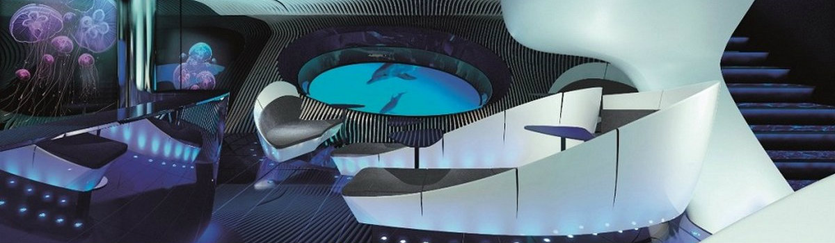 featured Underwater Lounge Admire the Beauty of the Sensorial Blue Eye Underwater Lounge featured 6