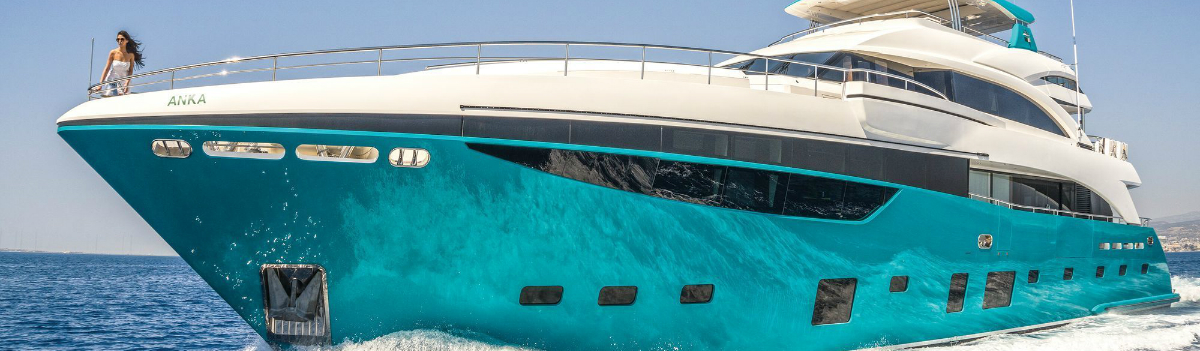 featured Luxury Yachts Luxury Yachts – Be Stunned by Princess' Anka Turquoise Exterior featured 4