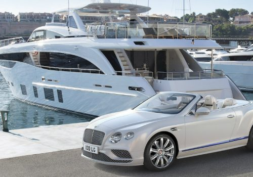 Bentley Motors' New Continental GT Design Inspired by Luxury Yachts luxury yachts Bentley Motors' New Continental GT Design Inspired by Luxury Yachts featured 7 500x350