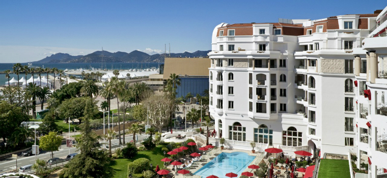 Top 10 Luxury Hotels to Stay While In the Cannes Yachting Festival