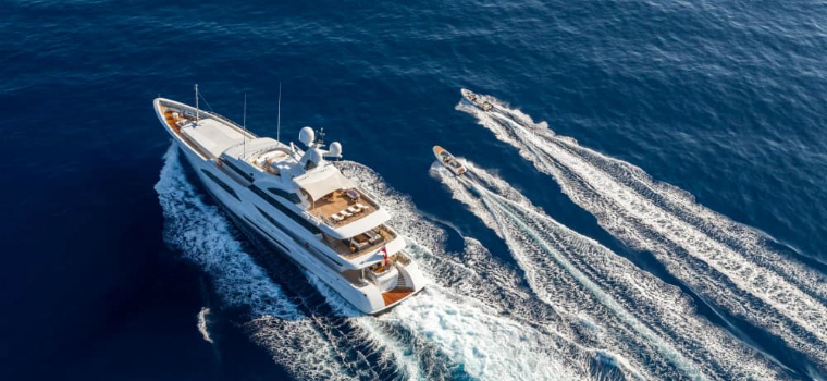luxury yachts Luxury Yachts – The Marvelous Design of Feadship's Larisa Superyacht featured 6