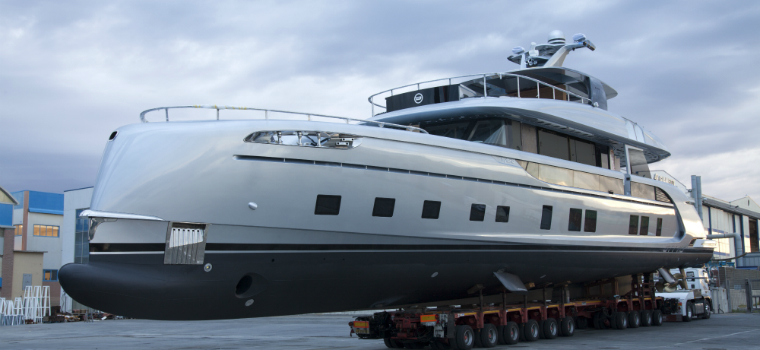 luxury superyachts Luxury Superyachts – Meet the Avant-Garde Design of Dynamiq's GTT 115 featured 2